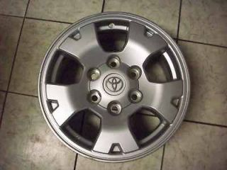Newly listed 16 TOYOTA TACOMA TUNDRA 4 RUNNER FACTORY WHEELS RIMS