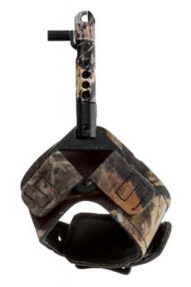 New Scott Archery Wildcat Single Caliper Buckle Release Mossy Oak Camo