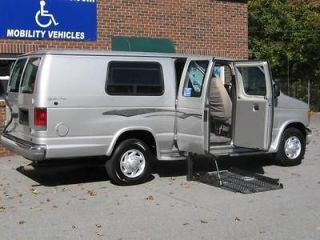 Ford  E Series Van E 350 Super Duty Extended 2003 Ford Econoline