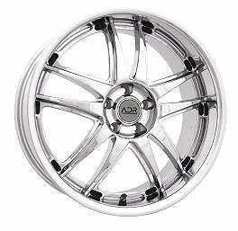 19 ADR CHROME WHEELS RIMS FORD MUSTANG G35 350Z JEEP INFINITI NISSAN