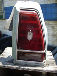 76 1976 Chevrolet Monte Carlo RR Taillight Tail Light