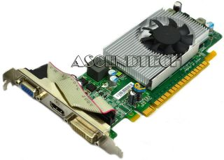 NVIDIA GeForce GT420 1GB PCIe DVI HDMI VGA 3D HD Video Graphics Card