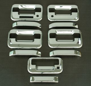 2006 2007 Ford F150 Chrome Door Tailgate Handle Cover B