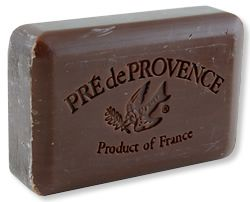 Prede Provence Triplemilled Shea Butter Soap Brazil Nut
