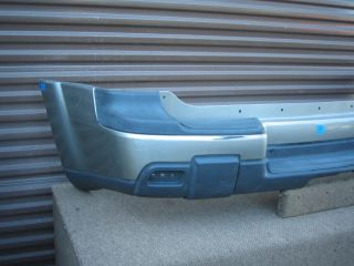 CHEVY TRAILBLAZER REAR BUMPER COVER OEM 02 04 05 06 07