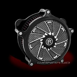 Performance Machine Cartel Contrast Cut Air Cleaner Harley Touring