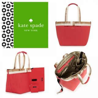 Kate Spade Barrow Street Annabel Baby Bag in Daiquiri