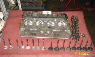 GM/CHEVY 350/5.7L VORTEC ENGINE REBUILDABLE CYLINDER HEADS A/B 1996