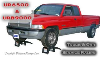 Heavy Duty Truck Service Ramps Stands Lift CL UR6520