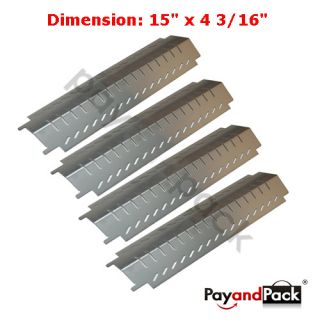 PayandPack Charbroil BBQ Gas Grill Stainless Heat Plate Parts MCM MBP