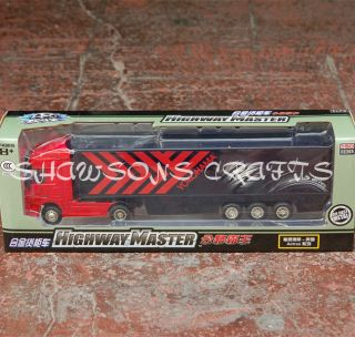 50 DIE CAST MERCEDES BENZ TRAILER CONTAINER TRUCK