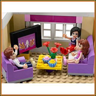 LEGO FRIENDS 3315 Olivia's House Sets Olivia mini doll figures