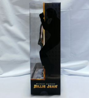 Michael Jackson 10 250mm Billie Jean Collector Action Figure Doll New