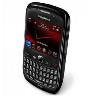 Verizon BlackBerry Curve 8530 No Contract 3G QWERTY WiFi Camera