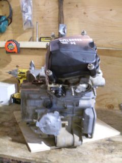 Bombardier Can Am Outlander 400 2006 Motor Engine Used Parts ATV UTV