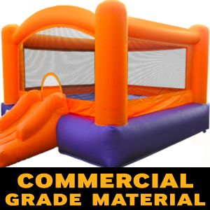 Grade Inflatable Oranganza Jumper Jump Bounce House with Blower