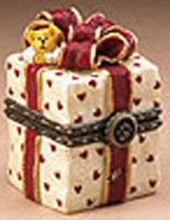 Boyd Valentinos Present Treasure Box Adorable Gift Box