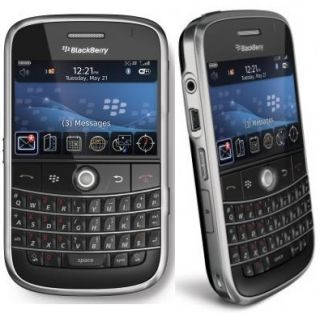 BRAND NEW UNLOCKED BLACKBERRY BOLD 9000 GSM PDA CAMERA WIFI 3G