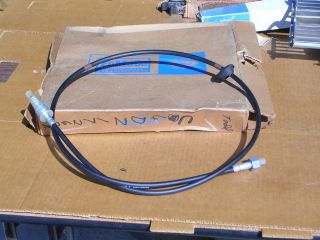 1966 FAIRLANE COMET FALCON NOS FORD 289 390 SPEEDOMETER CABLE 427? NIB