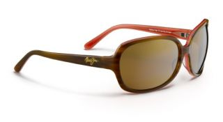 Maui Jim Rainbow Sunglasses Style H225 12 Color Cinnamon and Bubblegum