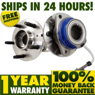 Front 2 New Callahan Wheel Hub Bearing Assembly Pair Chevy Pontiac