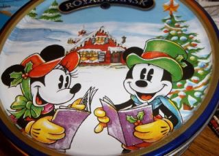 Limited Ed Disney Mickey Mouse FRESH Royal Dansk Danish Butter Cookies