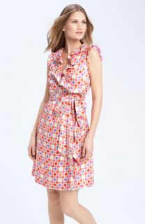 Everywhere Kate Spade New York Octagonal 12 Aubrey Wrap Dress