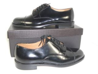 Cole Haan Caldwell Black Leather Dress Oxford Shoes Men
