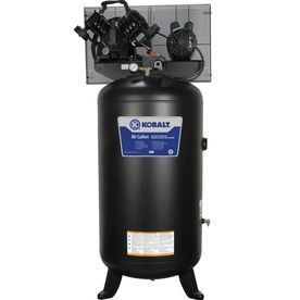 Campbell Hausfield Kobalt 5HP 80 Gallon Air Compressor 230 1 Phase