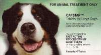 Capstar Flea Treatment Dogs Cats Over 25lbs 6 Tablets