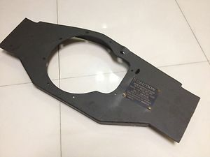 Reproduction Braden Capstan Winch Mounting Bracket WW2 Willys MB Ford