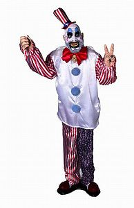 Captain Spaulding 6 Foot Animated Halloween Prop House of 1000 Corpses