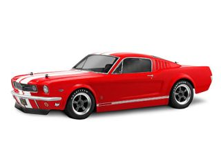 1966 Ford Mustang 200mm Touring Car Body HPI17519
