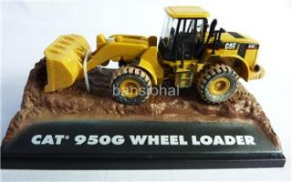 Cat 950G Wheel Loader Norscot Model 55435 1 87 Scale RARE at Work