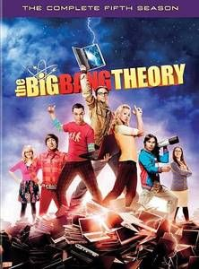 The Big Bang Theory The Complete Fifth Season DVD 2012 3 Disc Set