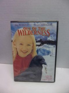 New OUT OF THE WILDERNESS   Family DVD movie   David Carradine