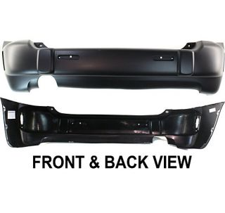 GM1100741 Bumper Cover New Primered Rear Chevy Chevrolet HHR 2011