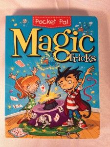 Pocket PAL Science Experiments Magic Tricks Books Pair for Kids