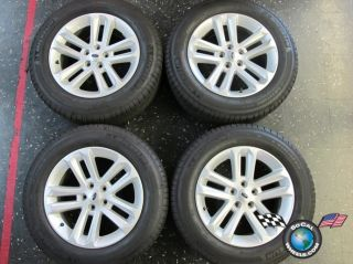 11 12 Ford Explorer Factory 18 Wheels Tires Rims 3859 Michelin