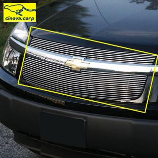 05 09 Chevy Equinox Billet Grille Bolt Over Grill 2008