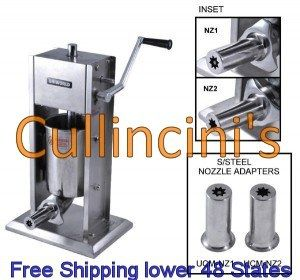 Churro Maker Machine 5 pound capacity Stainless Steel UCM DL3