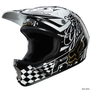 Fox Racing Rampage Helmet 2013
