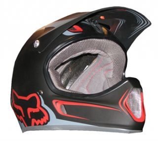 Fox Racing Rampage Helmet 2008