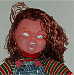 Childs Play 3 Scary 13 Chucky Doll Universal Studios Mint