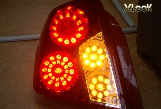 Chevy Optra Viva Lacetti LED Tail Light Lamp DIY Kit