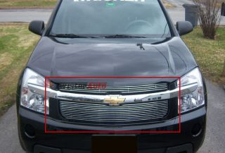 2005 2006 2007 2008 Chevy Equinox Billet Grille Grill