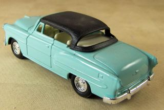 Car Replica 1953 Chevy Bel Air Light Aqua Convertible Chevy 5