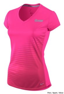 Nike Sublimated Womens Short Sleeve Top Spring 2012