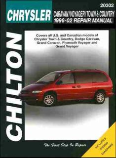 chrysler town country van dodge caravan grand caravan plymouth voyager