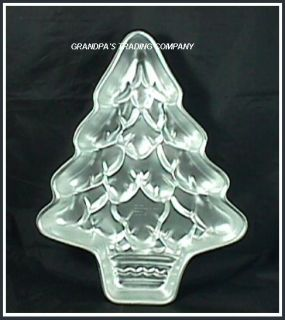 Wilton Treeliteful Christmas Tree Cake Pan Mold 502 110